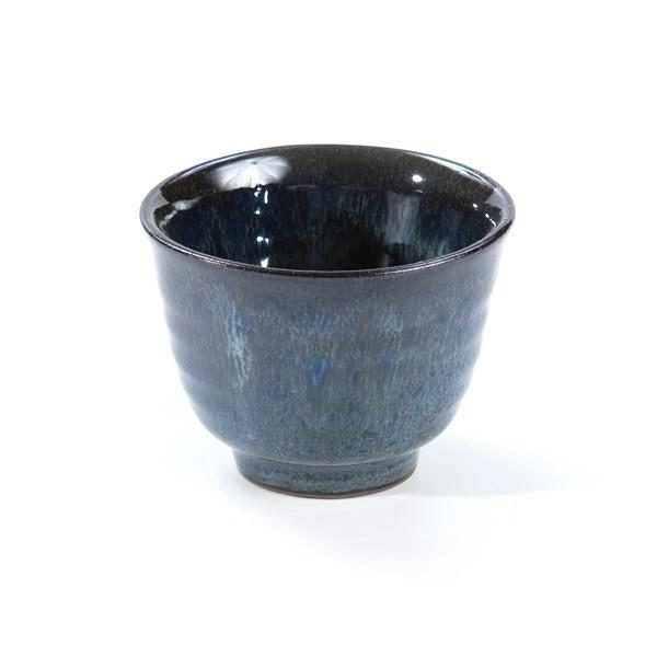 FLARED NIGHT BLUE CUP