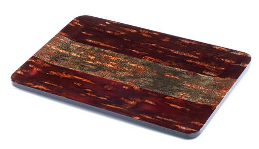 CHERRY BARK TRAY